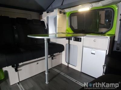 Mueble lateral furgoneta camper