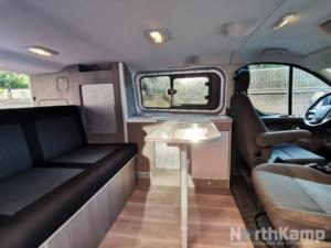asiento cama sin plazas furgoneta camper
