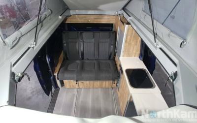 asiento cama furgoneta camper
