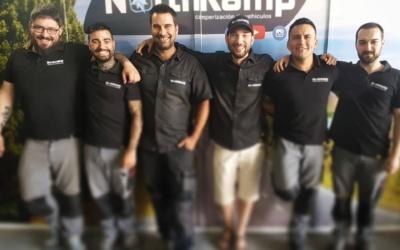 Integrantes de Northkamp