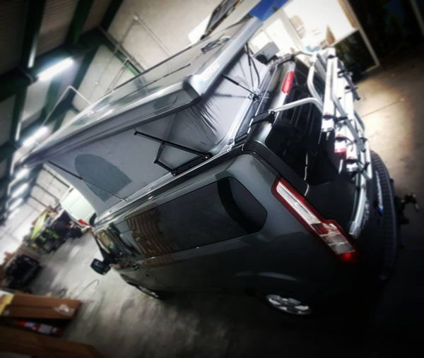 Ford Transit Custom Camperizada