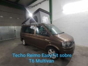 Techo elevable Reimo Easy fit para VW Multivan, Caravelle o Transporter