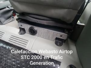 Calefacción estacionario Webasto