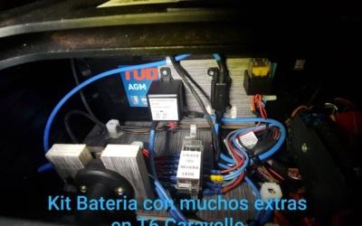 Instalación eléctrica furgoneta camper