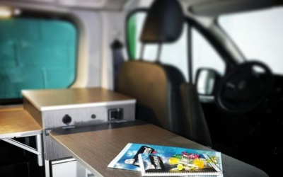 Mueble universal para furgoneta camper