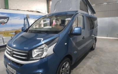 Camperización completa Fiat Talento, renault trafic, opel Vivaro y nissan NV33
