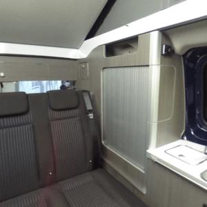 Camperización Ford Transit Custom